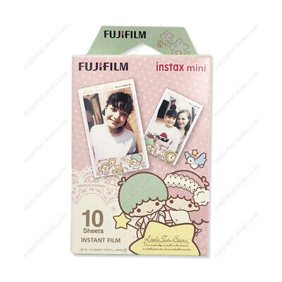 2021-03 Fujifilm Instax Mini Little Twin Stars 10 Sheets For Mini 9 8 7s 70 90