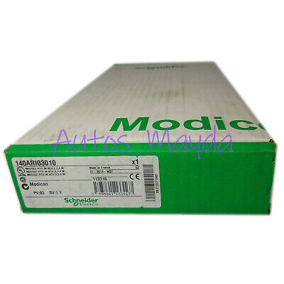 Brand New Schneider 140ARI03010 PLC 140-ARI-030-10 1 year warranty