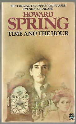 Time and the Hour by Howard Spring (Paperback, 1978)