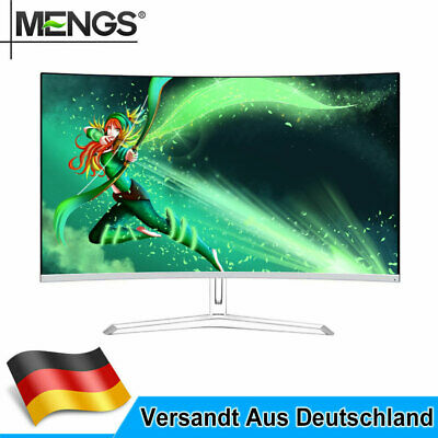 24 Zoll 32 Zoll PC Monitor 1920x1080 IPS Panel Full HD Curved Gaming Monitore TV