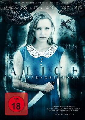 Alice - The Darkest Hour  FSK 18  DVD NEU