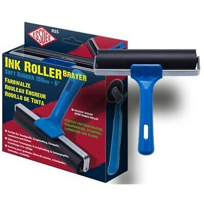 Soft Rubber Ink Roller 150mm (r5s)