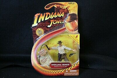 Indiana Jones  Raiders of the Lost Ark MISB figure