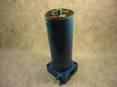 "Schroeder KF301KS7SD5 Hydraulic Pressure Filter 1-1/2"" 3000 PSI"