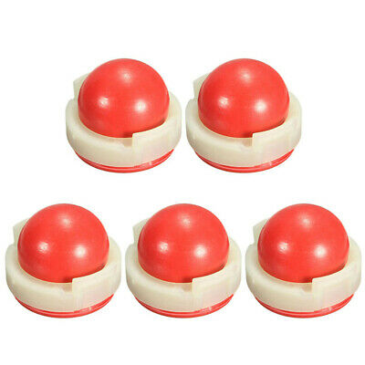 Replacement Carburettor Oil 5pcs Set Primer Bulbs Pump Cup For Briggs & Stratton