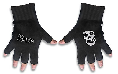 Misfits - Fingerless Gloves (Fiend and Logo)