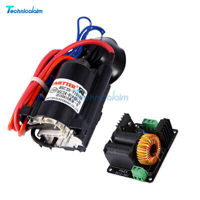 ZVS Tesla Coil Flyback Driver Circuit Ignition Coil SGTC Jacob/'s Ladder Heater