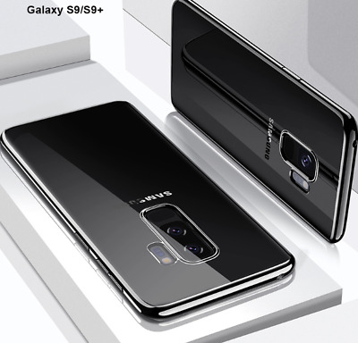 For Samsung Galaxy S9/S9 Plus Ultra Thin Shockproof Clear Phone Case