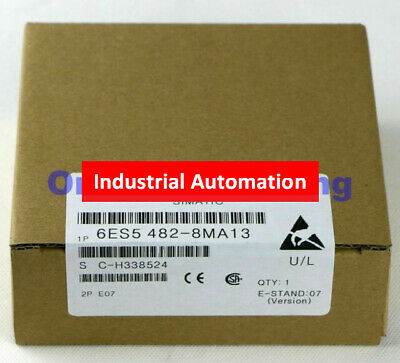 1Pc Siemens New 6Es5 482-8Ma13 Digital I/O Input/Output Module
