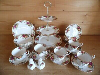 Royal Albert Old Country Roses Tableware - Sold Individually Please Choose