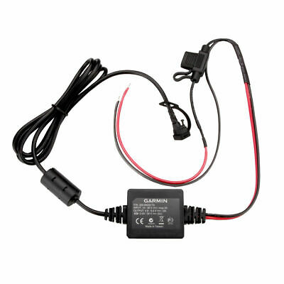 Genuine Garmin Zumo Motorcycle GPS Power Cable for Zumo 350LM, 390LM , 395LM