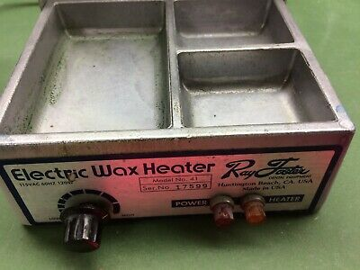 Ray Foster Electric Wax Heater #MM