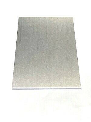 """Aluminum plate sheet  """"15 x 36"""" 5052  1/8"""" .125  with PVC"""