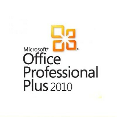 microsoft professional plus 2010