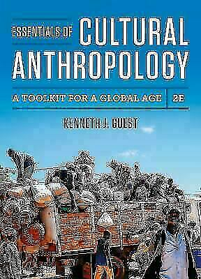 🔥🔥Essentials of Cultural Anthropology 2nd Edition (P D F . Ebo0k) 🔥🔥