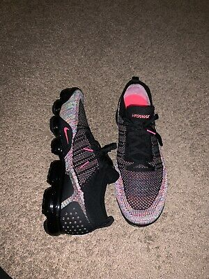 Nike Vapormax Flyknit 2 Men's Running Shoes Multi Color 942842-017 Size 15