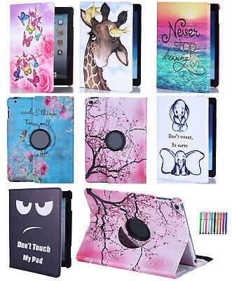 For Samsung Galaxy Tab A 10.1 2019 T510/T515 Case 360 Rotating Stand Cover