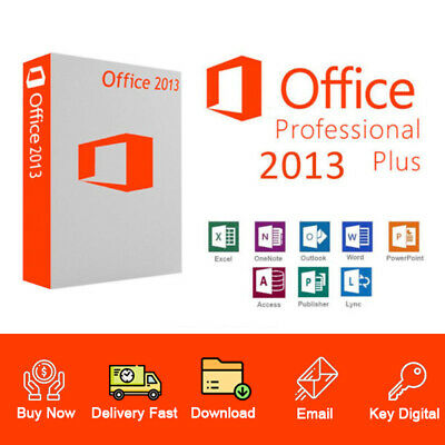Office 2013 Professional Key Download Link For 1user Genuine