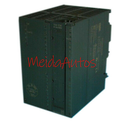 Used Siemens 6ES7336-1HE00-0AB0  PLC Analog Module 6ES73361HE000AB0 Tested Good