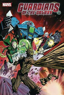 Guardians Of The Galaxy (2019) #11 [Sep190922] Preorder 14.11.2019 Marvel Comics