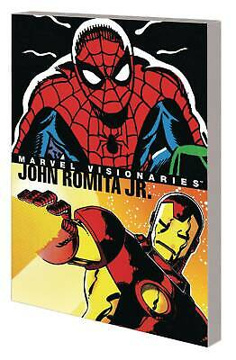 Marvel Visionaries Tp John Romita Jr [Sep190977] Preorder 19.12.2019 Marvel Comi