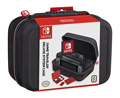 RDS Industries Nintendo Switch System Carrying Case – Protective Deluxe Travel –