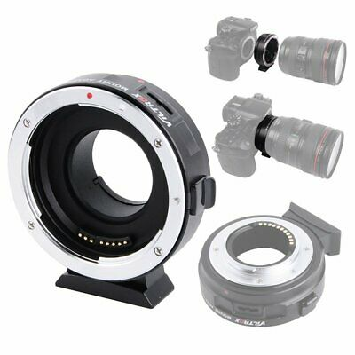 Viltrox EF-M1 Adapter Ring For Canon EF/EF-S Lens to Micro 4/3 M4/3 Mount Camera