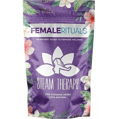 Yoni Steaming Herbs - V Steam Vaginal Detox - Steam Therapy by Female Rituals