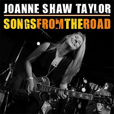 CD  Songs from the Road Joanne Shaw Taylor (K45)