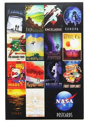 NASA Postcards Pack 14 Count