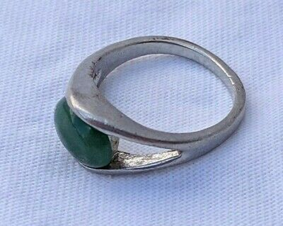 Ancient Antique-Vintage Ring Berber Old Lieognary Stuning Stone Extremely Rare