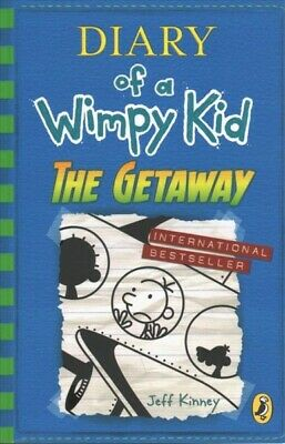 Diary of a Wimpy Kid The Getaway, Paperback by Kinney, Jeff, Brand New, Free ...