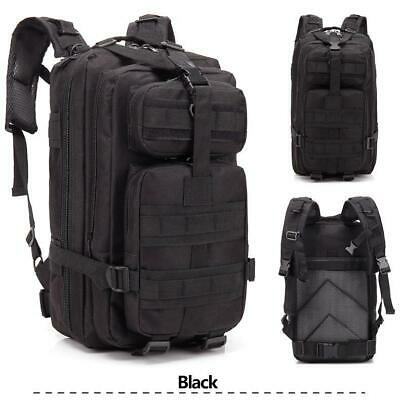30L Sport Outdoor Military Rucksacks Tactical Molle Backpack Camping Hiking Bag