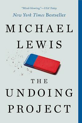 The Undoing Project by Michael Lewis (2017, eBooks)