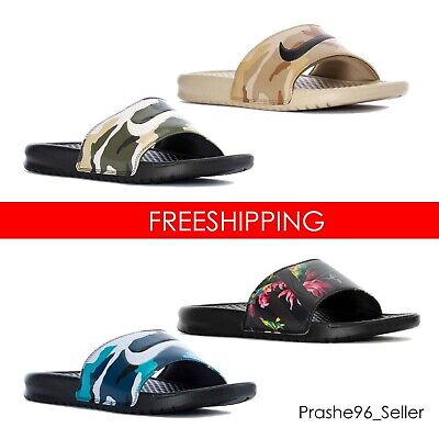 """🔥🔥🔥NEW Nike Mens Benassi JDI Slippers Slide Sandals 343880 Size 7 to 14 """