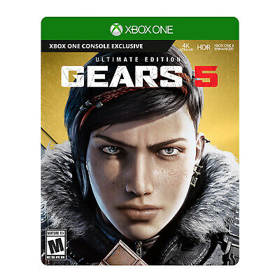 Gears 5 - Ultimate Edition Xbox One [Brand New]