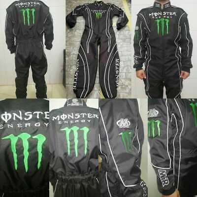 Monster-Go Kart Racing Suit Cik Fia Level Ii Approved