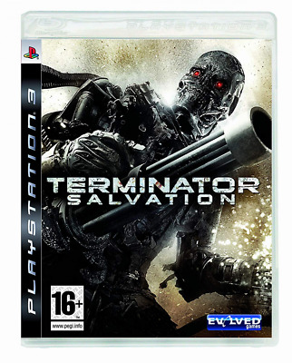 Terminator: Salvation (PS3) Good Condition PlayStation 3 Video Games
