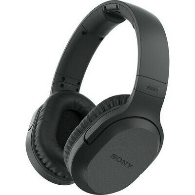 Sony Wh-Rf400 Wireless Home Theater Headset With Transmitter Dock Tested