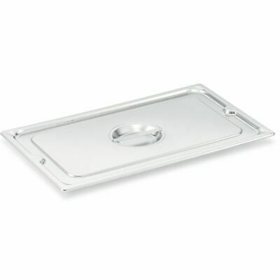 Vollrath 93100 Super Pan 3 Full Size Solid S/S Cover