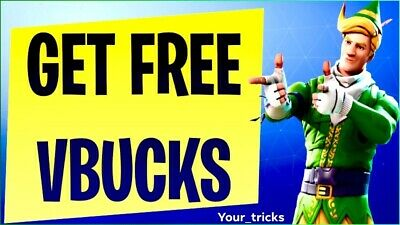 FORTNITE- The Real Free Vbucks Trick! (read Full Desc.)