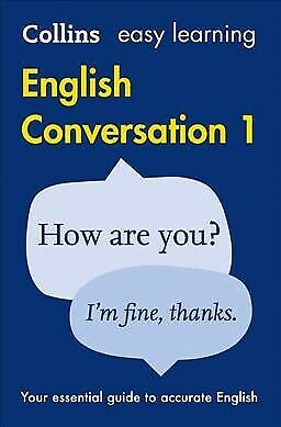 Collins Easy Learning English Conversation 1, Paperback by Sutherland, Lisa (...