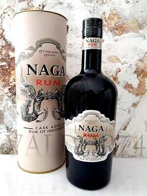 NAGA_Rhum_traditionnel_de_l'Ile_de_Java _Indonésie_70cl_38°