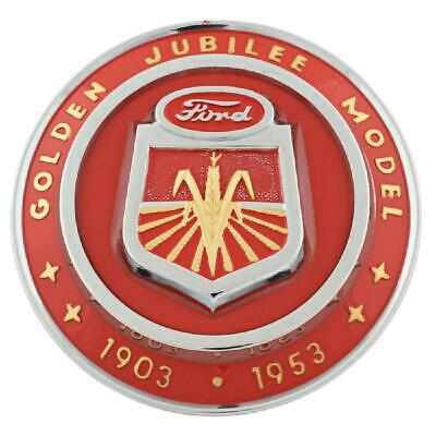 NEW Hood Emblem for Ford Jubilee Tractor NAA16600A Ford
