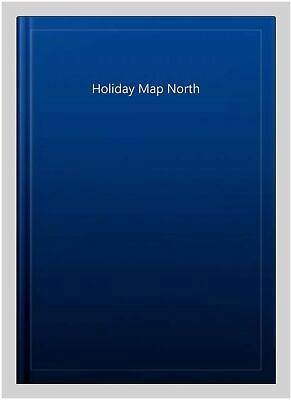 Holiday Map North, Paperback, Brand New, Free P&P in the UK