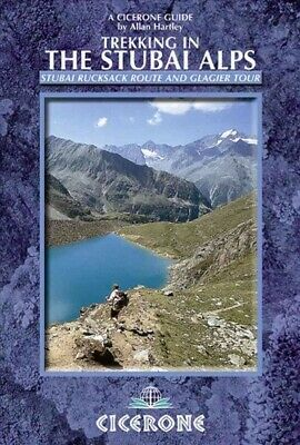 Trekking in the Stubai Alps, Paperback by Hartley, Allan, Like New Used, Free...