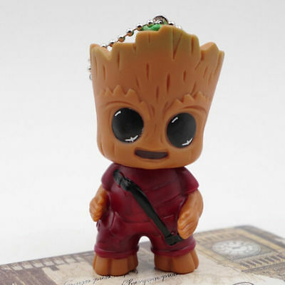 Guardian of the Galaxy vol. 2 Baby Groot Schlüsselanhänger Figur Statue