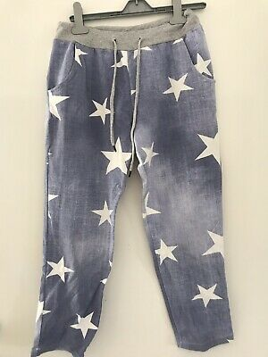 Gorgeous Girls Star Trousers Bought From A Boutique Suit 11 - 12 Years