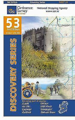 Clare, Galway, Offaly, Tipperary, Paperback by Ordnance Survey Ireland, Brand...