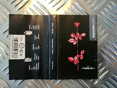 DEPECHE MODE Violator French Cassette 50743